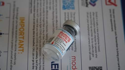В Японії нарешті визначили, які частинки знайшли у вакцині Moderna