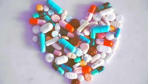 Знайшли ліки, які у два рази зменшують ризик смерті від інфаркту та інсульту