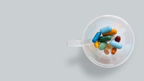 15 поширених препаратів накопичуються в кишківнику: дослідження