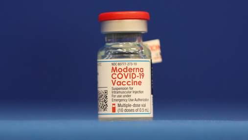 В Маріуполі утилізують 1 тисячу вакцин Moderna: закінчився термін придатності
