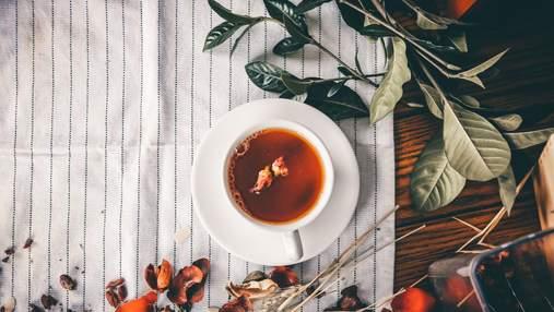 В заваренном чае обнаружили множество неизвестных соединений, которые могут быть опасными