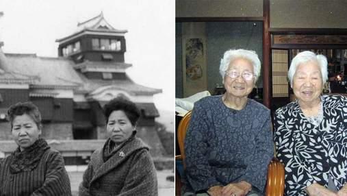 Пережили дві світові війни: сестри з Японії стали найстарішими близнючками у світі