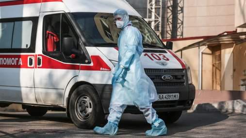 Понад 80% всіх померлих від COVID-19 в Україні старше 60 років, – МОЗ