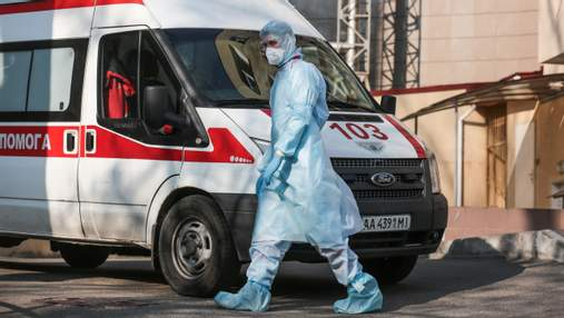 Вдвое больше госпитализированных: в Украине еще 6 754 новых больных COVID-19
