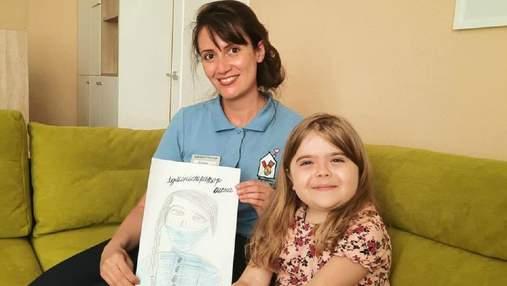 Благодаря Семейной комнате юная Богданка – рядом с родными, пока бореться с редкой болезнью