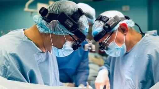 Две уникальные операции за день: во Львове пересадили сердце ребенку и легкие взрослому – фото