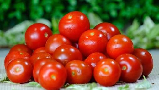 У Японії почали продавати томати проти гіпертонії – в них редагований геном