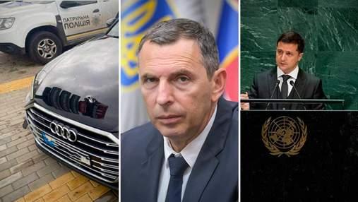 Замах на Шефіра, виступ Зеленського на Генасамблеї ООН: головні новини 22 вересня