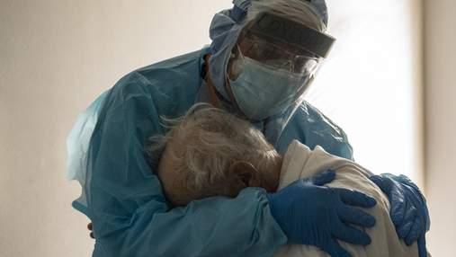 У ВООЗ назвали країни з найбільшими спалахами коронавірусу