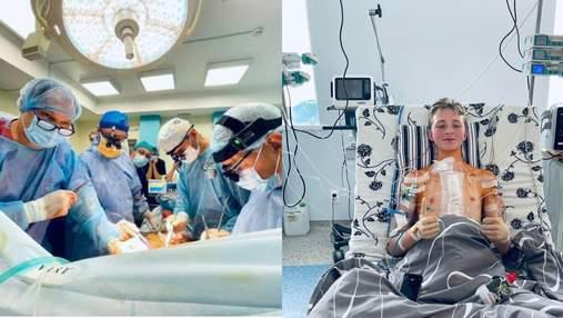 """""""Изменился на глазах"""": как чувствует себя ребенок, которому впервые пересадили сердце в Украине"""