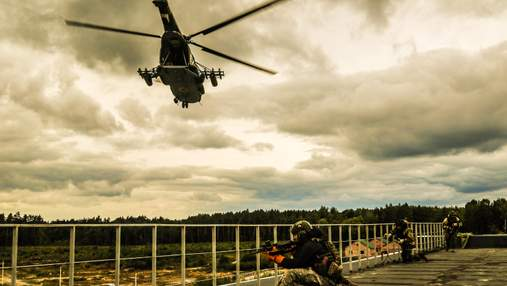 По стандартам НАТО: на Львовщине продолжаются украинско-американские военные учения