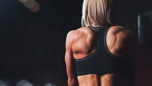 Спорт не допоможе наростити м'язи за однієї причини