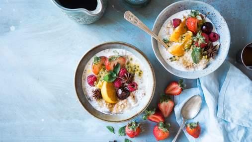 Полезная вкуснятина: что есть утром для хорошей работы кишечника