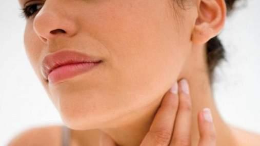 Вузли на щитоподібній залозі: чому виникають й чим загрожують