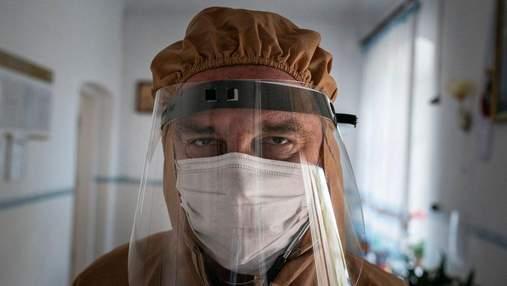 Несмотря на выходные в Украине высокая заболеваемость коронавирусом