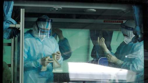 У Росії за добу понад 1 тисяча померлих від COVID: рекордні показники