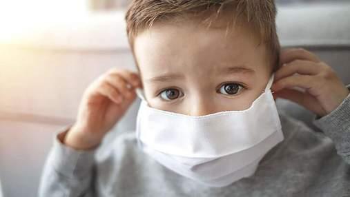 У МОЗ розповіли, чи зросла кількість дітей серед хворих на COVID-19