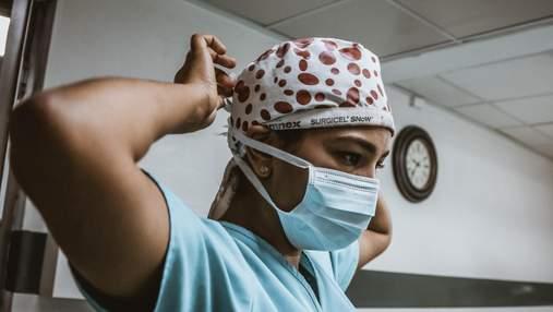 В ВОЗ озвучили количество медиков, умерших от коронавируса
