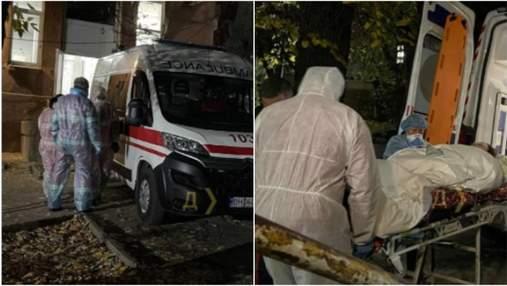 В Одесі в одній з лікарень закінчився кисень, проводять евакуацію COVID-пацієнтів