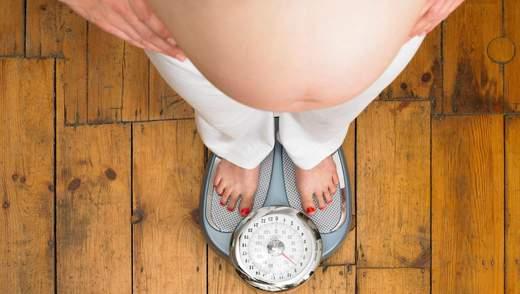 Набір ваги під час вагітності може стати причиною алергії у дитини