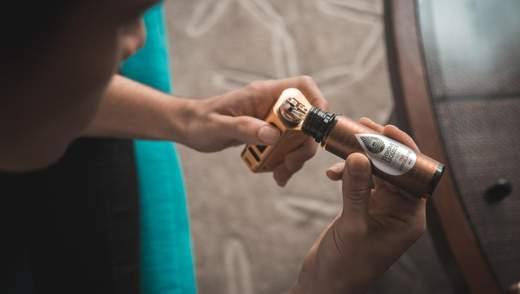Знайшли ще один негативний вплив електронних цигарок