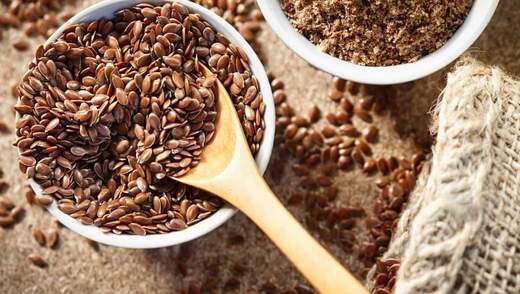 Источник омега-3: как употреблять семена льна, чтобы не навредить желудку