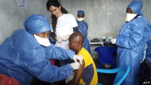 В Гвинее началась вакцинация против Эболы