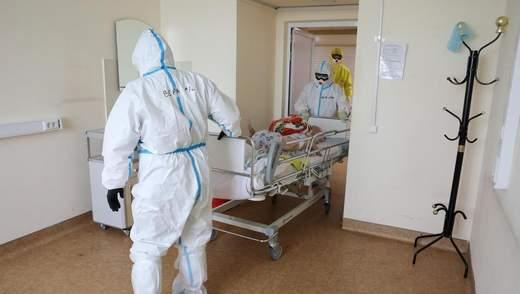 У кого найчастіше виникає інсульт під час коронавірусу