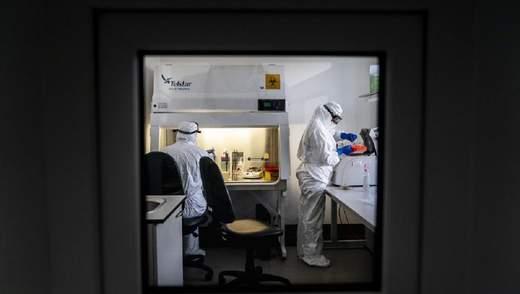 За добу в Україні 5 572 нових випадки коронавірусу