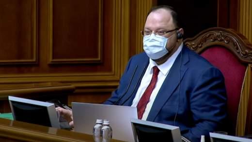 """""""Задыхаемся от той вони"""": в Раде напомнили, что сессионный зал не IQOS-friendly"""