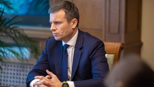 Глава Мінфіну Марченко розповів про підсумки аудиту ковідного фонду
