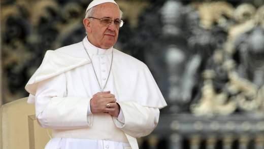 Папа Римський закликав країни зупинити дію патентів на вакцини проти COVID-19